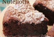 Nutellotta torta alla nutella morbida con solo 3 ingredienti
