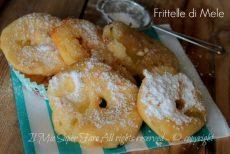 Frittelle di mele ricetta con pastella senza lievito facile e veloce