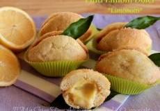 Limoni dolci ripieni di crema ricetta | Dolcetti a forma di limone